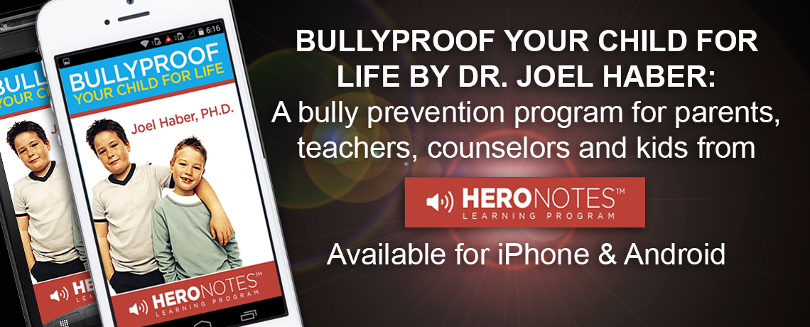 Bullying Prevention App for iPhone & Android