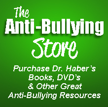 Anti-Bullying Resources from Dr. Joel Haber